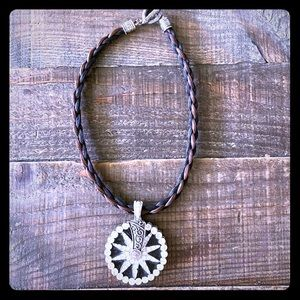 Jewelry - Horse hair necklace